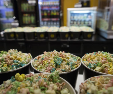 Звездно събитие с пуканки от дъгата в Cine Grand в Park Center Sofiq