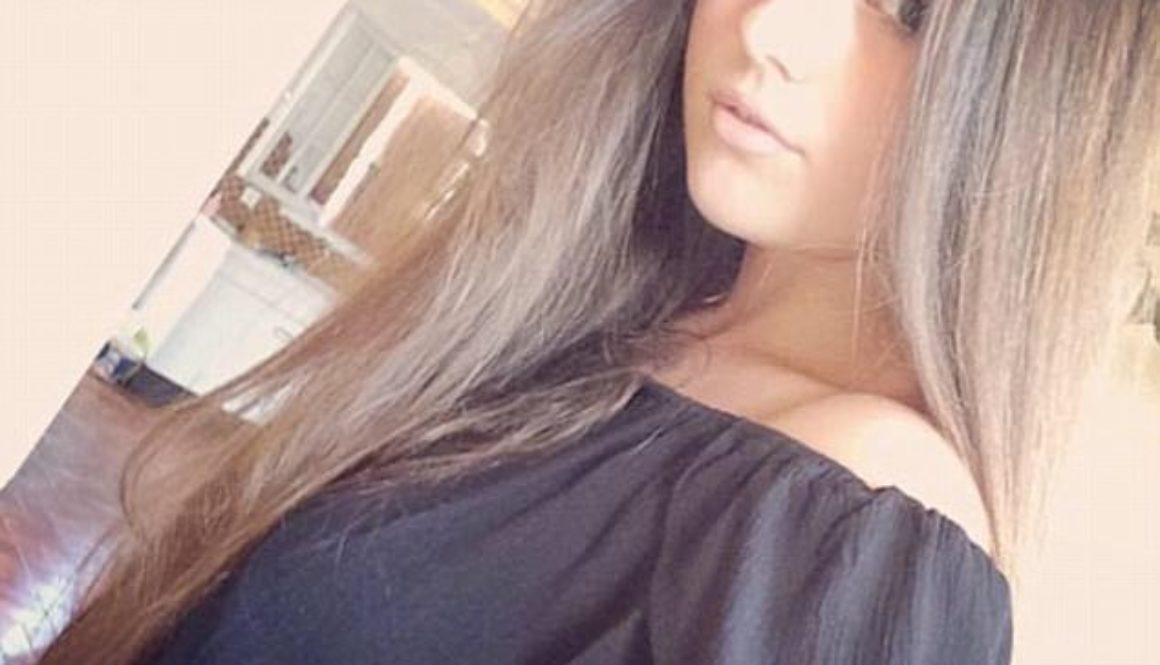 Сърцераздирателното селфи на 18 г. момиче преди да се самоубие заради приятеля си